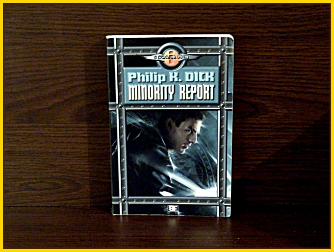 an analysis of the minority report by philip k dick Minority report by philip k dick analysing this website and its content is subject to our terms and conditions.