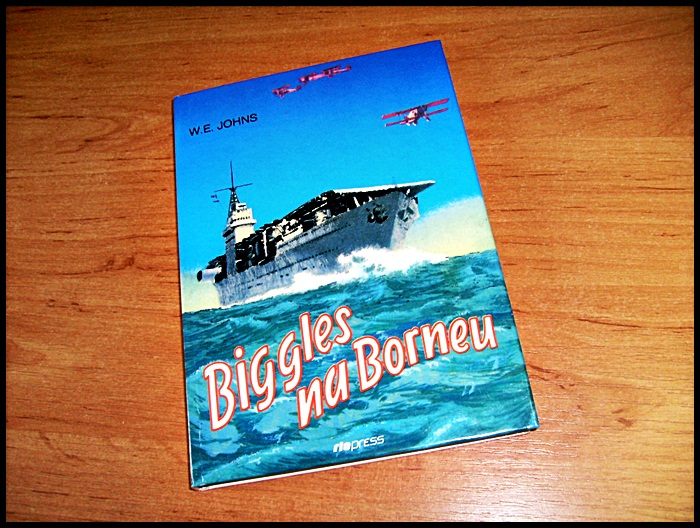 Johns W.E. - Biggles na Borneu