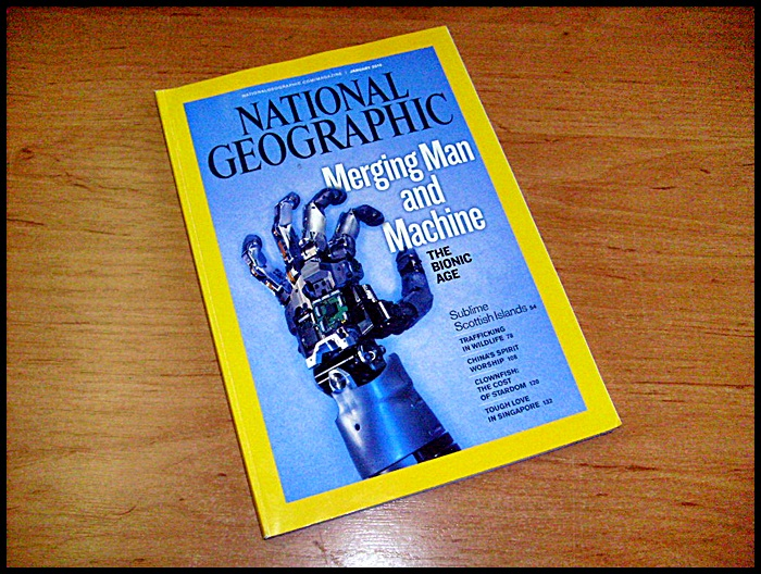 National Geographic  january 2010