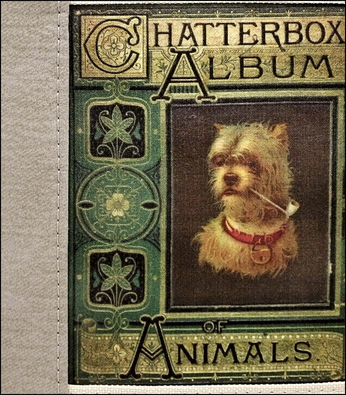 Obal na knihu Chatterbox Album of Animals