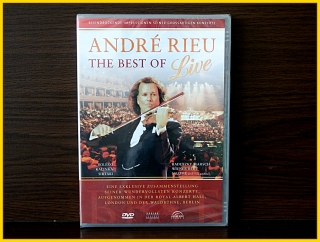 André Rieu - The Best Of, Live