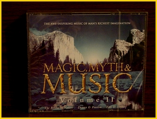 Magic, Myth & Music , Volume II