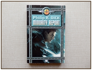 Philip K. Dick - Minority report