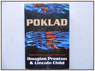 Douglas Preston, Lincoln Child - Poklad