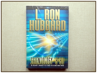 L. Ron Hubbard - Scientology 8-80