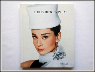 Audrey Hepburn in Hats - June Marsh