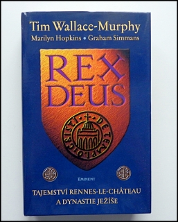 Tim Wallace-Murphy, Marilyn Hopkins, Graham Simmans - Rex Deus