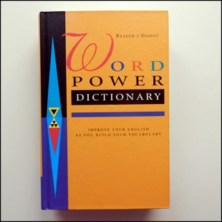 Word Power Dictionary - Improve your English as you build your vocabulary