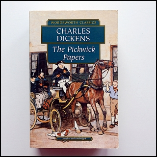 Charles Dickens - The Pickwick Papers