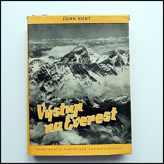 John Hunt - Výstup na Everest
