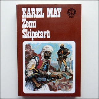 Karel May - Zemí Škipetarů