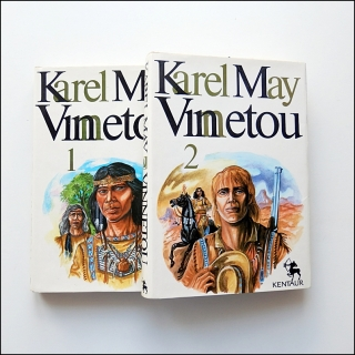 Karel May - Vinnetou 1,2