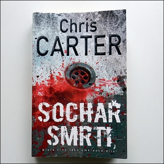 Chris Carter - Sochař smrti