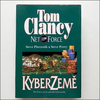 Tom Clancy - KyberZemě